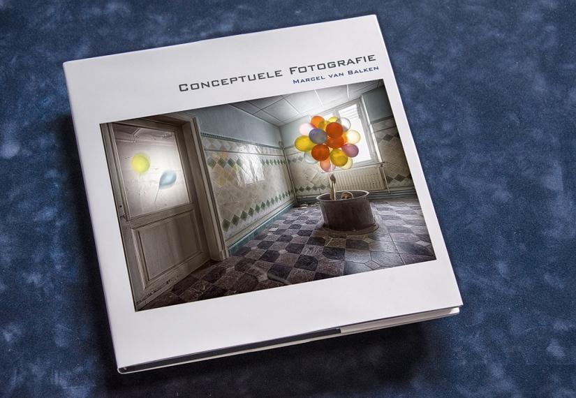 Boek Conceptuele Fotografie